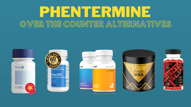 over the counter phentermine alternatives